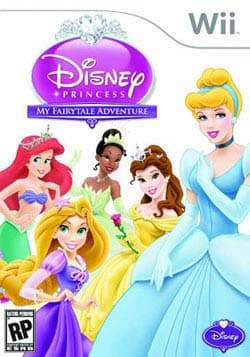 Wii - Disney Princess: My FairyTale Adventure