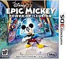 NinDS 3D - Epic Mickey: Power of Illusion