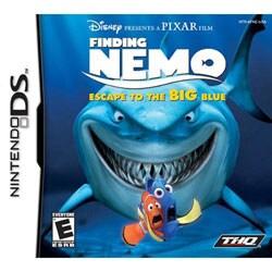 Nintendo DS - Finding Nemo Escape to the Big Blue