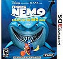 NinDS 3DS - Finding Nemo Escape to the Big Blue
