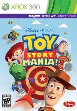 Xbox 360 - Kinect Toy Story Mania
