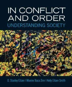In Conflict and Order: Understanding Society (Paperback)