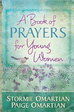 A Book of Prayers for Young Women (Hardcover)