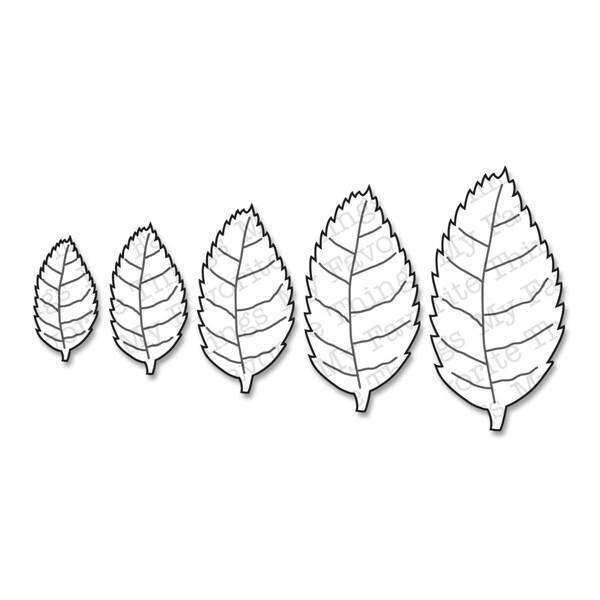 Die-Namics Die-Royal Leaves