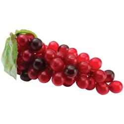 Design It Simple Decorative Fruit-Large Purple Grapes