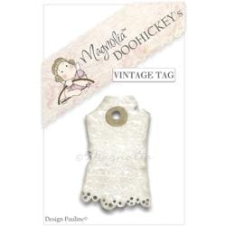 Wedding DooHickeys Dies-Vintage Tag