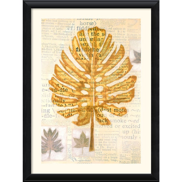 Craig Alan 'Harvest IV' Framed Art Print