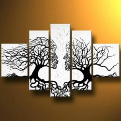 'Deep Roots' Canvas Art