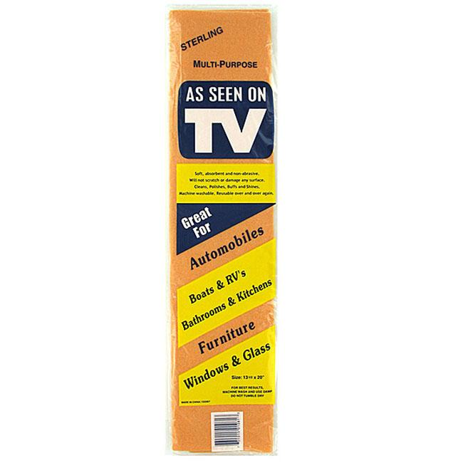All purpose As seen on TV Cleaning Cloths