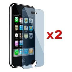 Screen Protector for Apple iPhone 3G/ 3GS (Pack of 2)