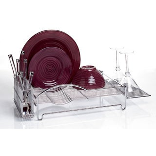 Amco HW Chrome Dish Rack