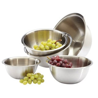 Amco HW 9-quart Stainless Steel Mixing Bowl