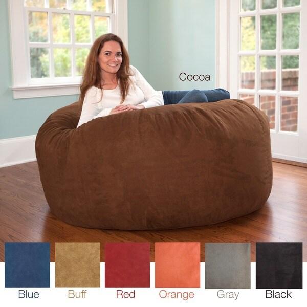 Comfort Cloud Gold Medal 5-foot Foam Bean Bag