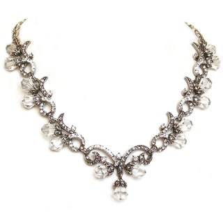 Sweet Romance Vintage Collar Necklace