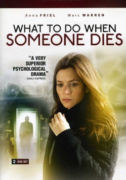 What to Do When Someone Dies (DVD)