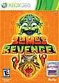 Xbox 360 - Zuma's Revenge! with Bejeweled 3 and Feeding Frenzy 2