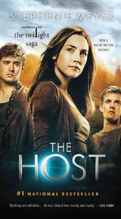 The Host: A Novel (Paperback)