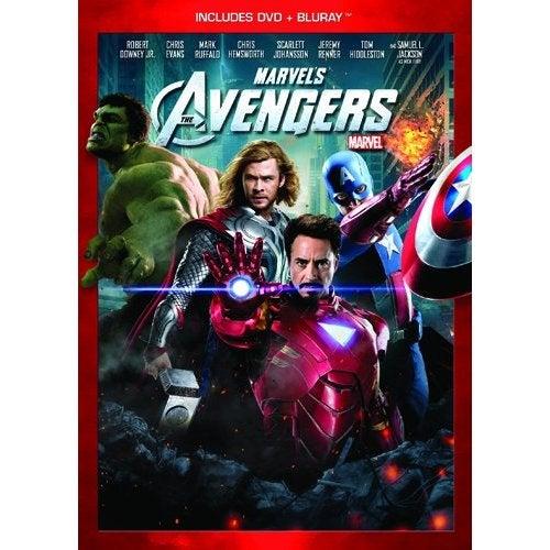 Marvel's The Avengers (Blu-ray/DVD)