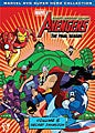 Avengers: Earth's Mightiest Heroes! Vol. 5: Secret Invasion (DVD)