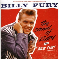 BILLY FURY - SOUND OF FURY/BILLY FURY