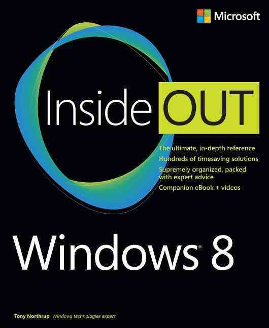 Microsoft Windows 8 Inside Out (Paperback)
