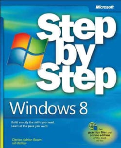 Microsoft Windows 8 Step by Step (Paperback)