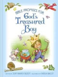 Bible Promises for God's Treasured Boy (Hardcover)