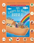 My Learn to Read Bible: Stories in Words and Pictures (Hardcover)