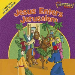 Jesus Enters Jerusalem / He Is Risen (Paperback)