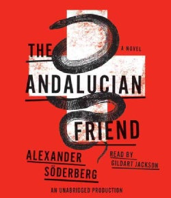 The Andalucian Friend (CD-Audio)