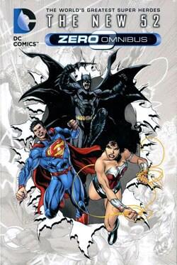 DC Comics: The New 52 Zero Omnibus (Hardcover)