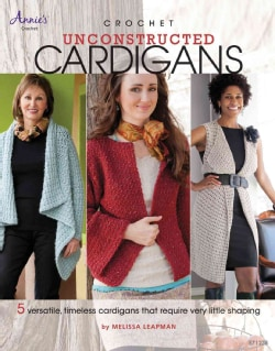 Crochet Unconstructed Cardigans (Paperback)