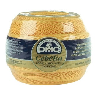 Cebelia Crochet Double-Mercerized Cotton Size 10 - 282 Yards