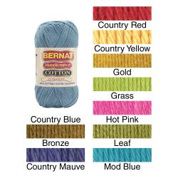 Handicrafter Cotton Yarn Solids 400 Grams