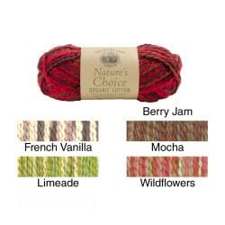 Nature's Choice Organic Cotton Yarn
