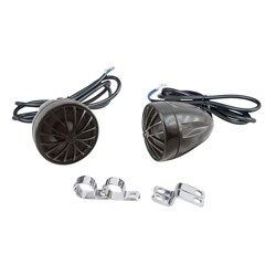 Pyle 400-Watt Motorcycle Mount Weatherproof Speakers