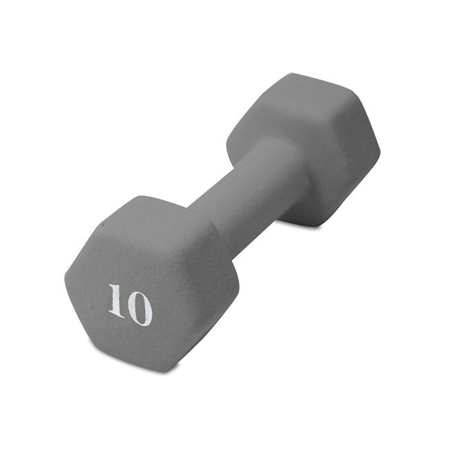CAP Barbell 10-pound Neoprene Dumbbell