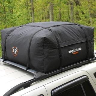 Rightline Gear Edge Heavy-duty Weatherproof Car Top Carrier (Black)