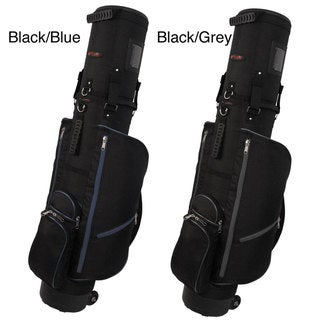 Caddy Daddy Co-pilot Pro Hybrid Nylon/Plastic Golf Travel Bag