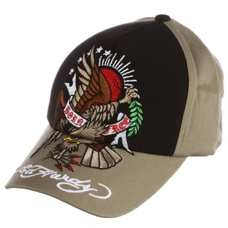 Ed Hardy Boys' 'Eagle Embroidery' Hat