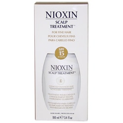 Nioxin System 4 Scalp Treatment for Chemically Enhanced Fine Hair