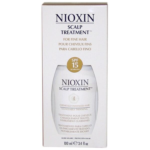 Nioxin System 4 Scalp Treatment for Chemically Enhanced Fine Hair