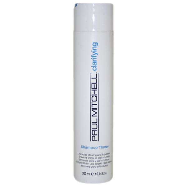 Paul Mitchell Three 10.14-ounce Clarifying Shampoo