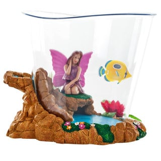 Fantaseas 'Fairyland' Aquarium Fish Tank