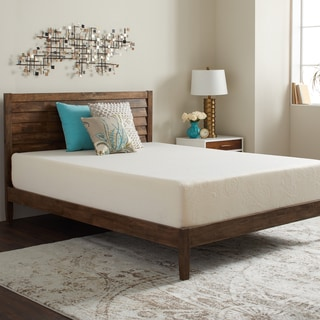 Select Luxury Swirl Gel Memory Foam 12-inch Full-size Medium Firm Mattress