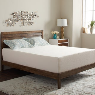 Select Luxury Swirl Gel Memory Foam 14-inch Full-size Medium Firm Mattress
