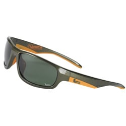 Coleman Men's CC2-6524-C1 Green Sport Sunglasses