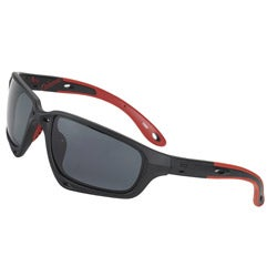 Coleman Men's CC2-6521-C2 Black Sport Sunglasses