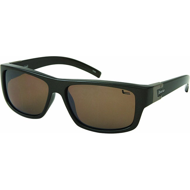 Coleman Men's CC2 Brown Polarized Classic Sunglasses
