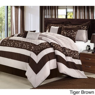 Tiger 8-piece Comforter Set